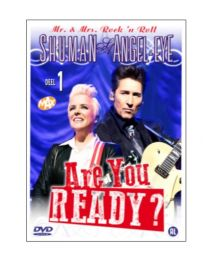 DVD Shuman & Angel Eye, Are you Ready, deel 1