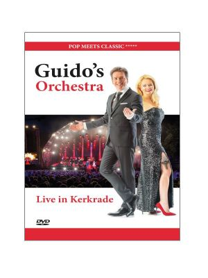 DVD Guido's Orchestra 'Live in Kerkrade'