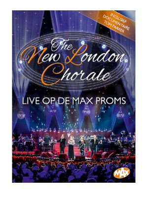 DVD New London Chorale Live op de MAX Proms
