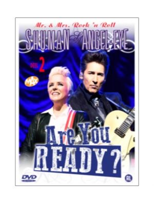 DVD Shuman & Angel Eye, Are you Ready, deel 2