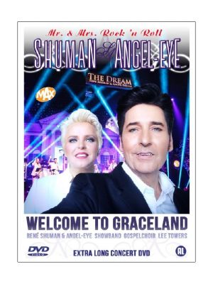 DVD Shuman & Angele Eye, Welcome to Graceland