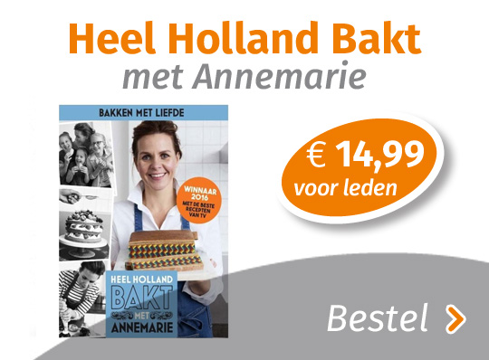 Heel Holland Bakt Annemarie